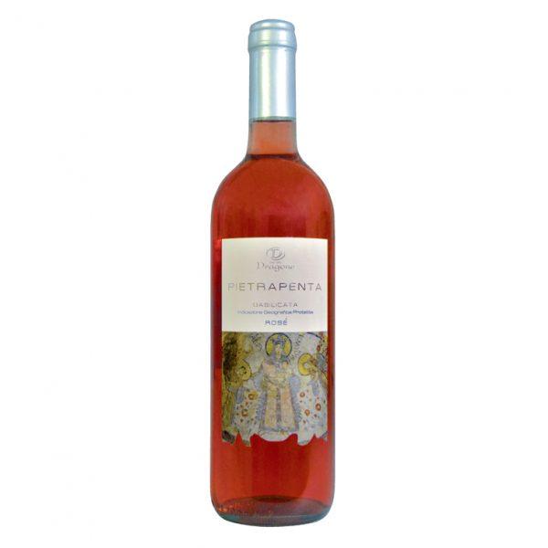 pietrapenta rosato Dragone Vini Matera