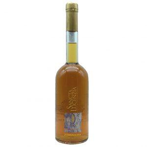 Sancta Lucenzia grappa stravecchia dragone vini