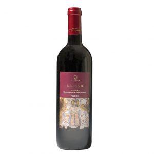 lamina rosso Dragone Vini Matera
